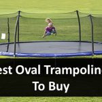 Top 10 Best Oval Trampolines To Buy In 2021 [REVIEWED]