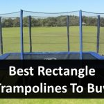 Top 10 Best Rectangle Trampolines To Buy In 2021 [REVIEWED]